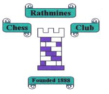 Logo for Rathmines chess club