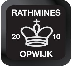 Logo for Rathmines v. Opwijk 2010
